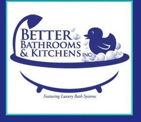 Better Bathrooms and Kitchens Inc logo