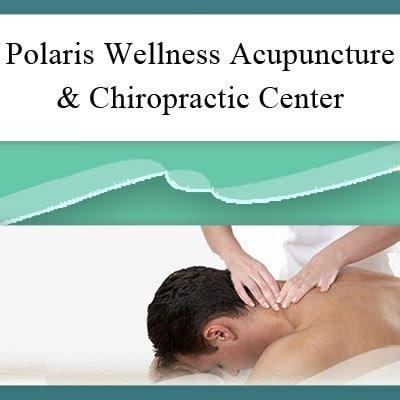 Polaris Wellness Acupuncture & Chiropractic Center logo