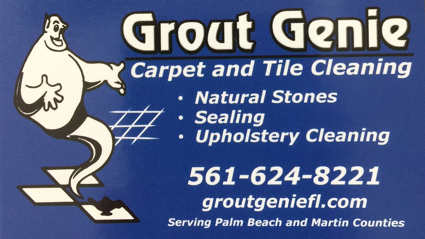 Grout Genie Carpet & Tile Cleaning, LLC