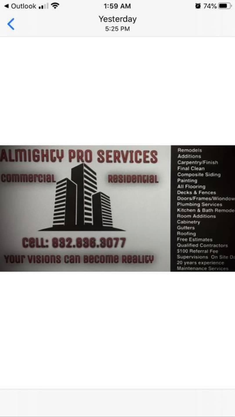 Almighty Pro Services