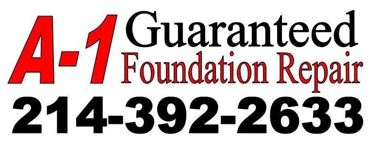 A-1 Guaranteed Foundation Repair