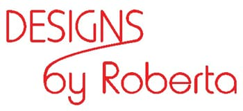 Designs by Roberta logo