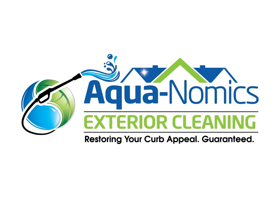 Aqua-Nomics Exterior Cleaning logo