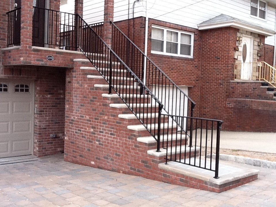 exceptional wrought iron stair railings interior 14 nice.htm majka railing co inc reviews paterson  nj angie s list  majka railing co inc reviews paterson