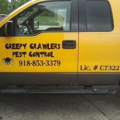 Creepy Crawlers Pest Control