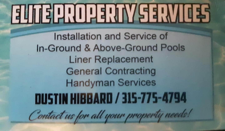 Elite property services