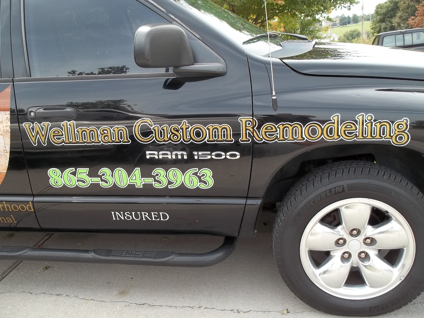 Wellman Custom Remodeling