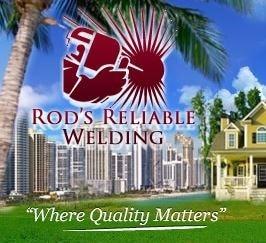 ROD'S RELIABLE WELDING