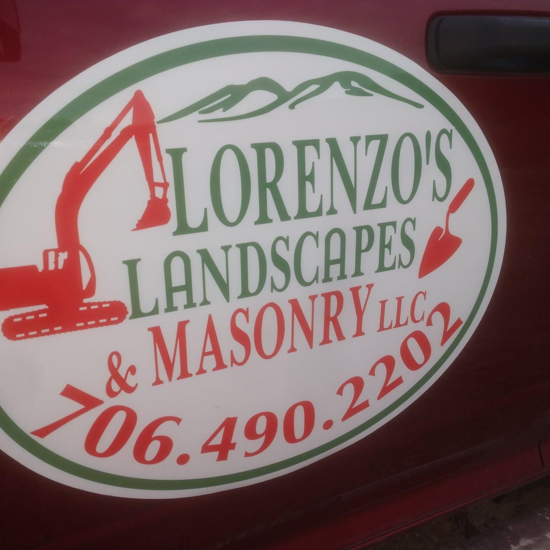 Lorenzos Landscapes & Stone Masonry