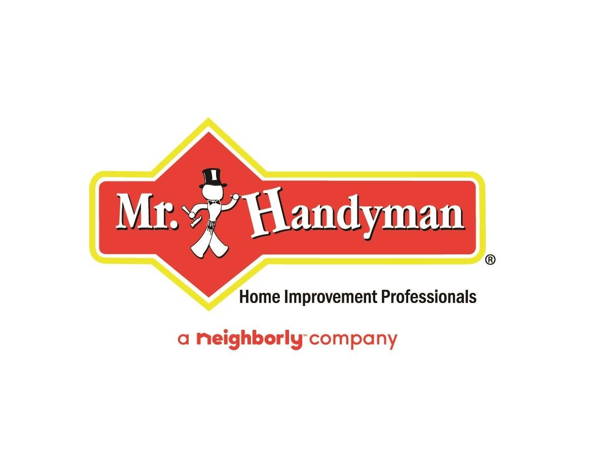 Mr. Handyman of the Western Main Line logo