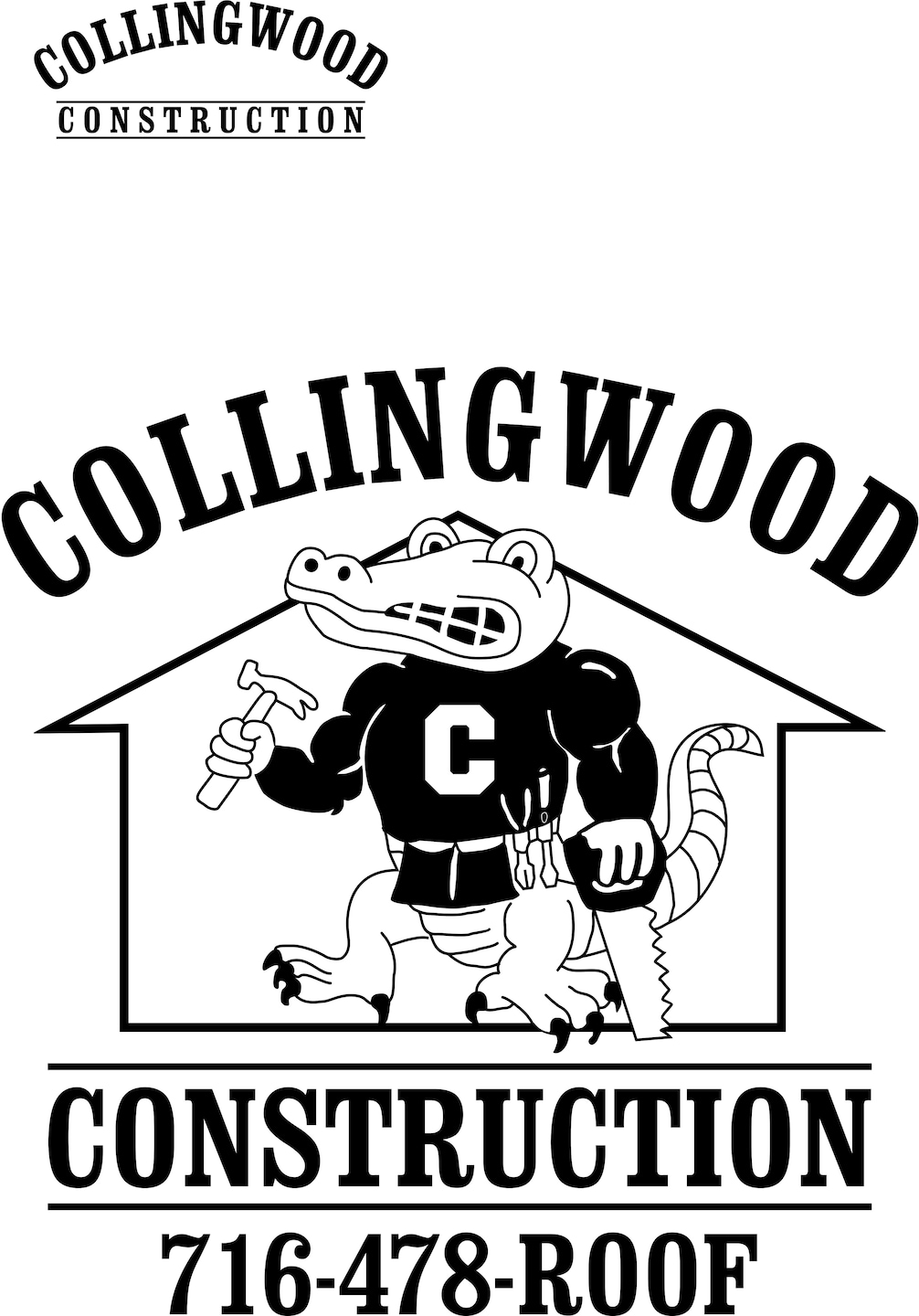 COLLINGWOOD CONSTRUCTION logo