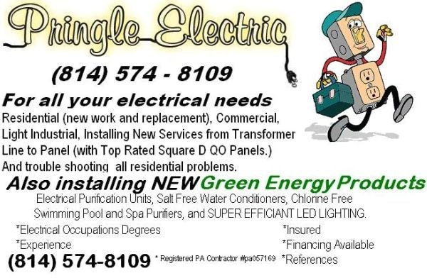 Pringle Electric and Building Services