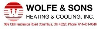 Wolfe & Sons Heating & A/C Inc