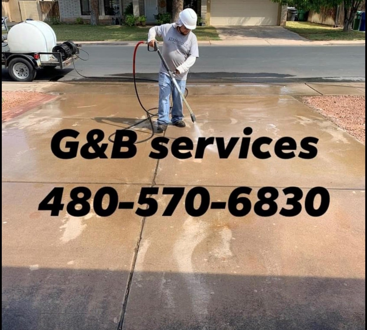 Driveway/Patio cleaning