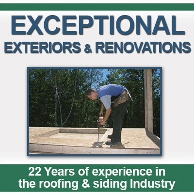 Exceptional Exteriors and Renovations Inc