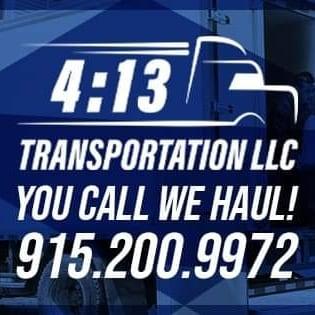 4:13 Transportation