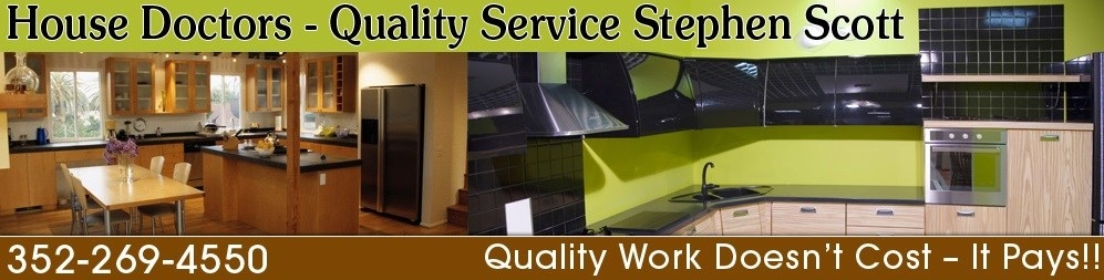 House Doctors: Stephen Scott Quality Service Inc