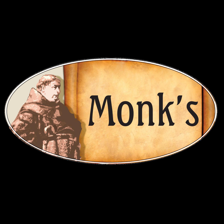 Monk's Home Improvements logo