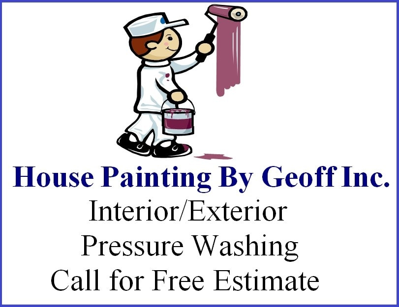 House Painting by Geoff Inc