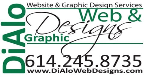 DiAlo Website and Graphic Designs