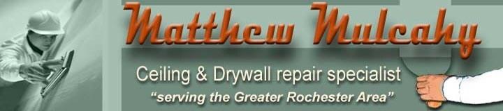 Mulcahy Ceilings and Drywall logo
