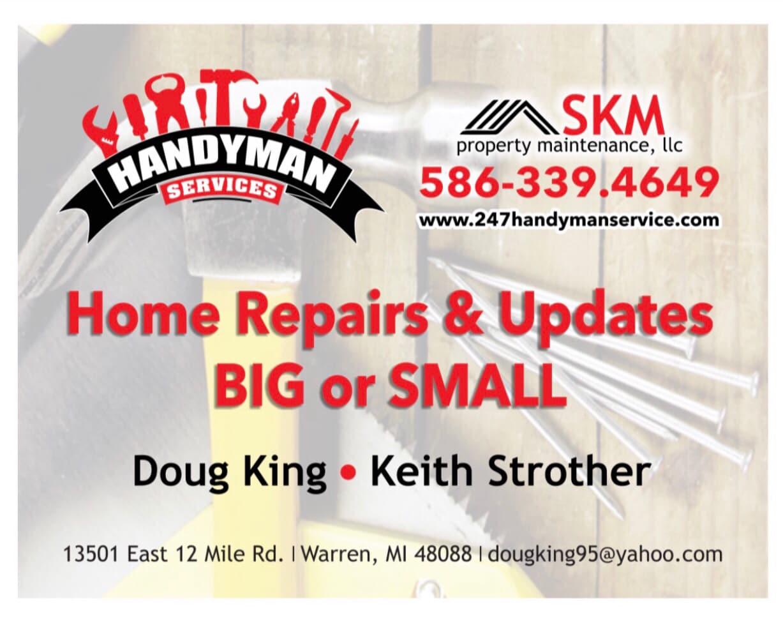 SKM Property Maintenance