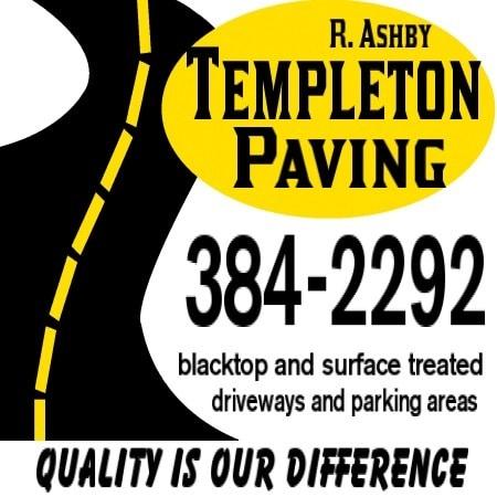 R Ashby Templeton Paving