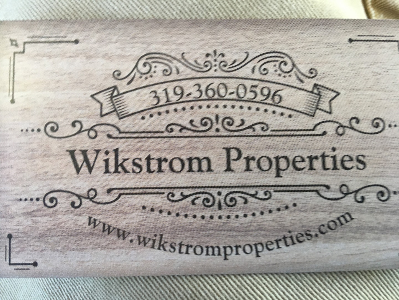 Wikstrom Properties