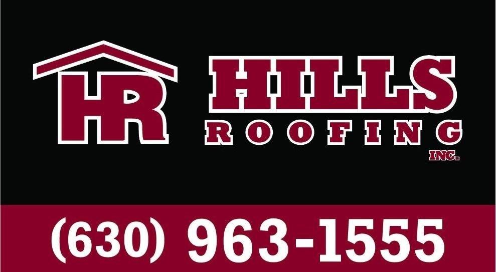Hills Roofing Inc logo
