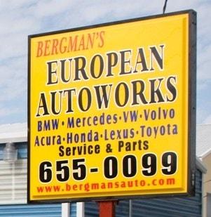 Bergmans European Autoworks