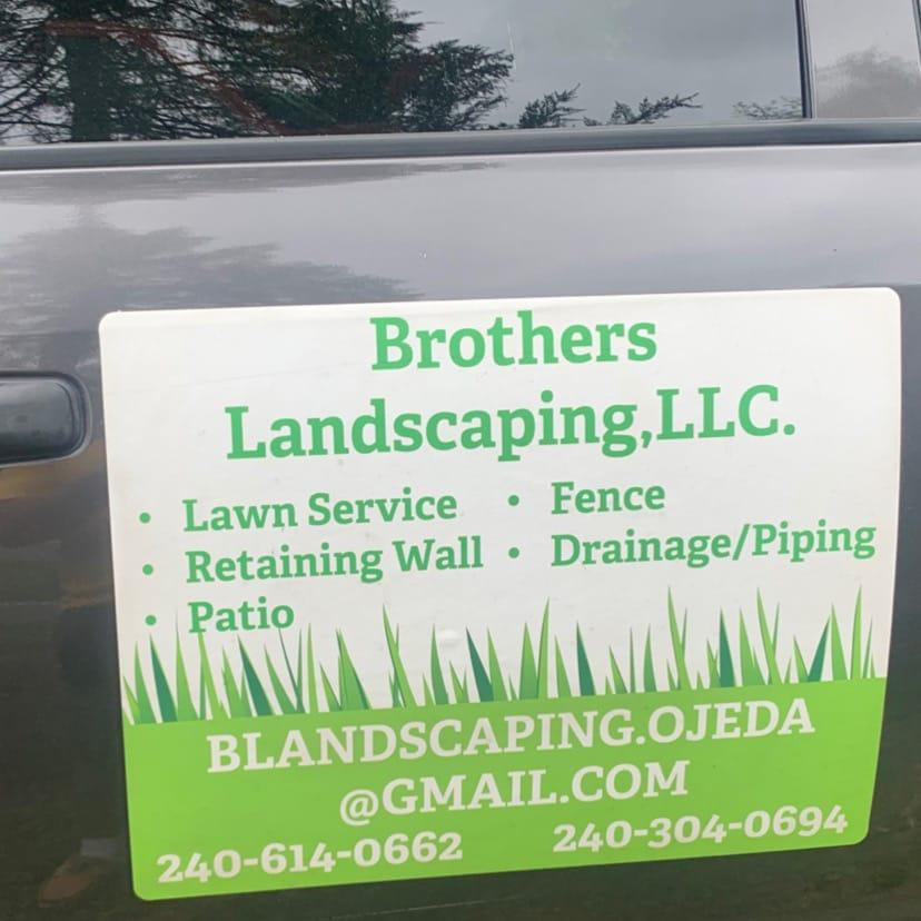 Brothers Landscaping, LLC. logo