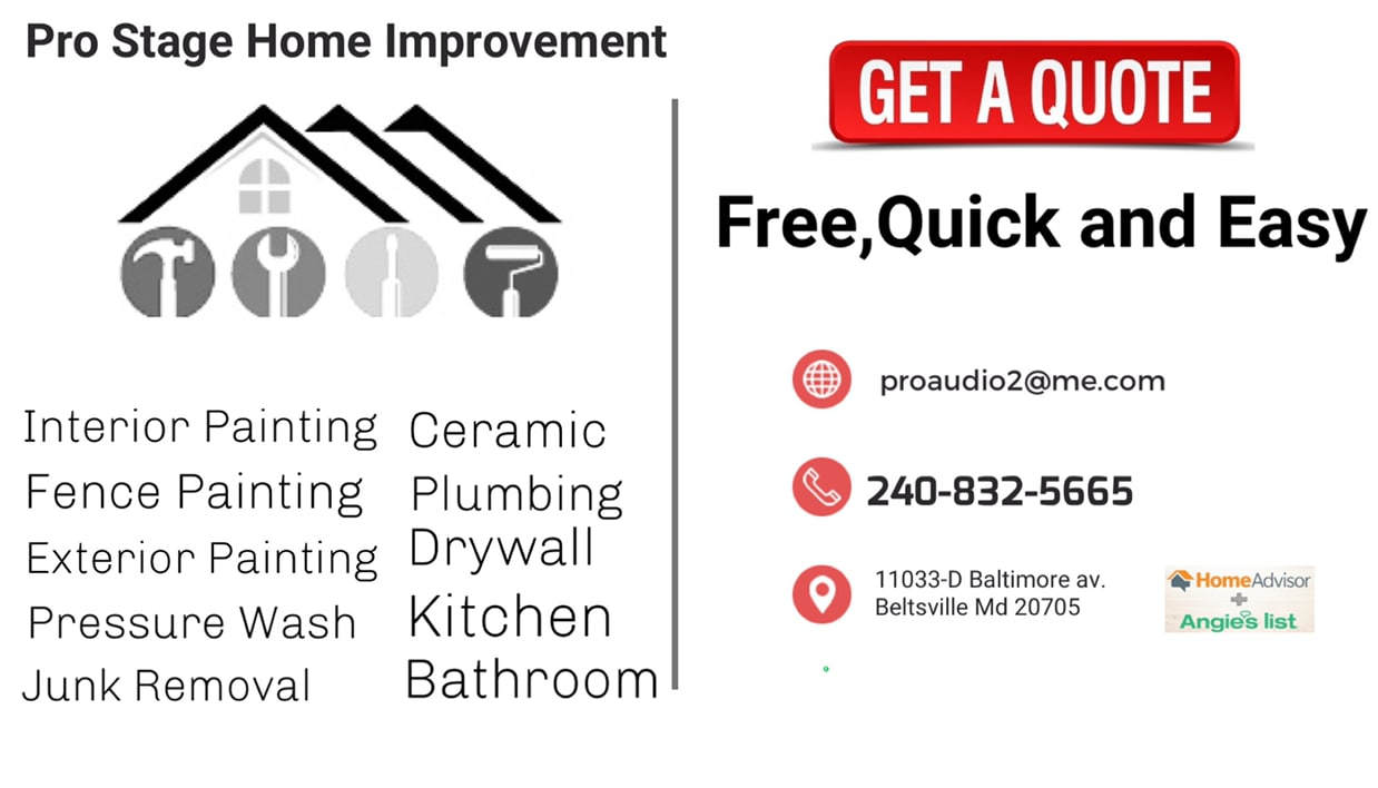 Pro Stage Home Improvement