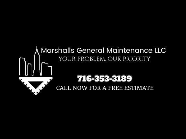 Marshalls General Maintenance LLC
