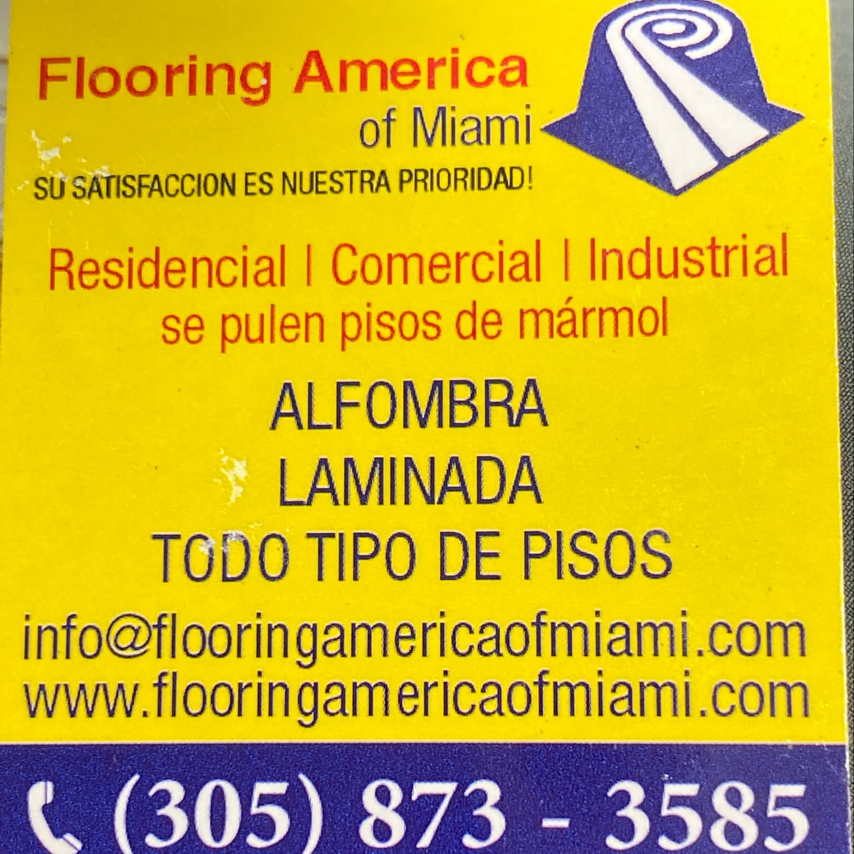 Flooring America of Miami