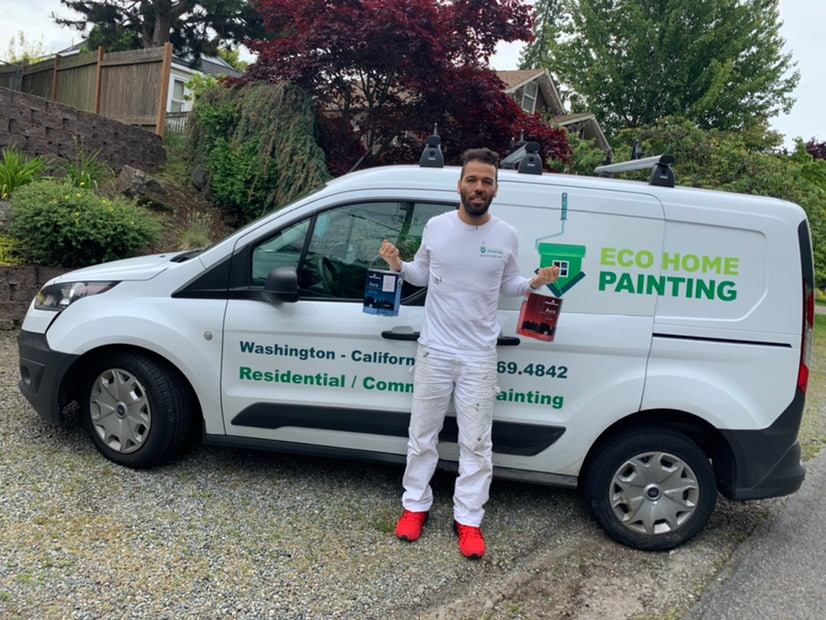 ECO HOME PAINTING LLC