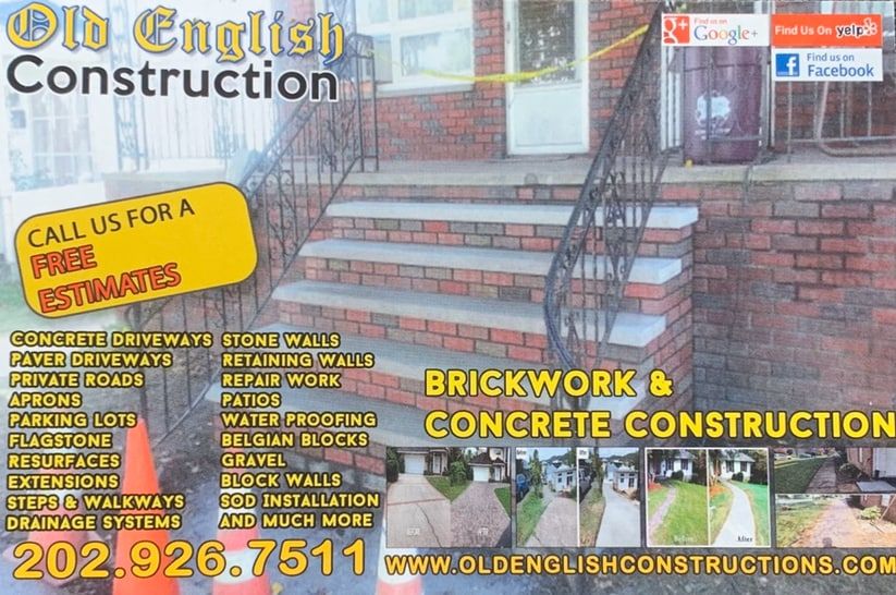 Old English Construction