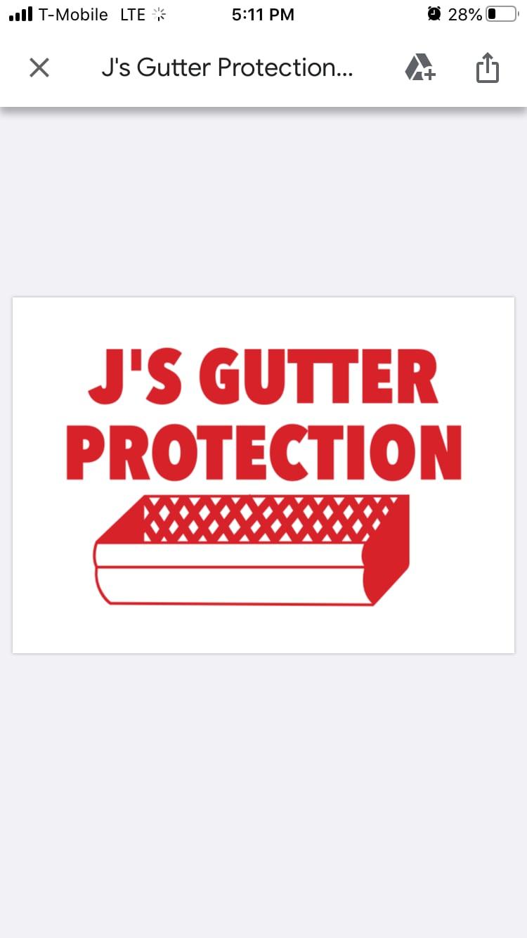 JS Gutter Protection logo