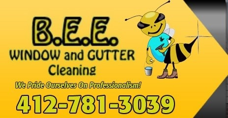 Bee Windows & Gutters logo