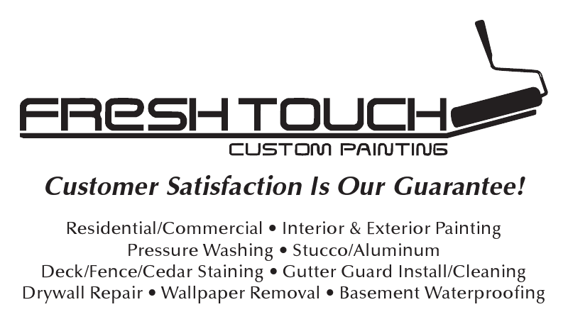 Fresh Touch Custom Painting Inc.