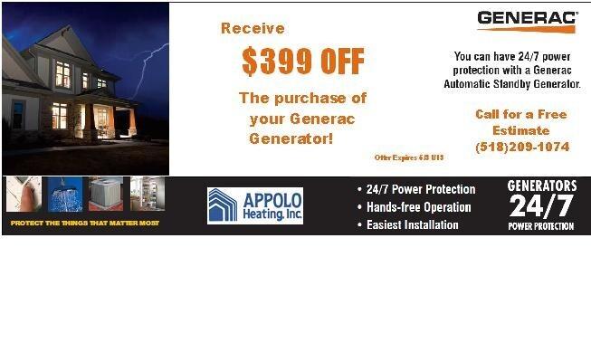 Appolo Heating Inc