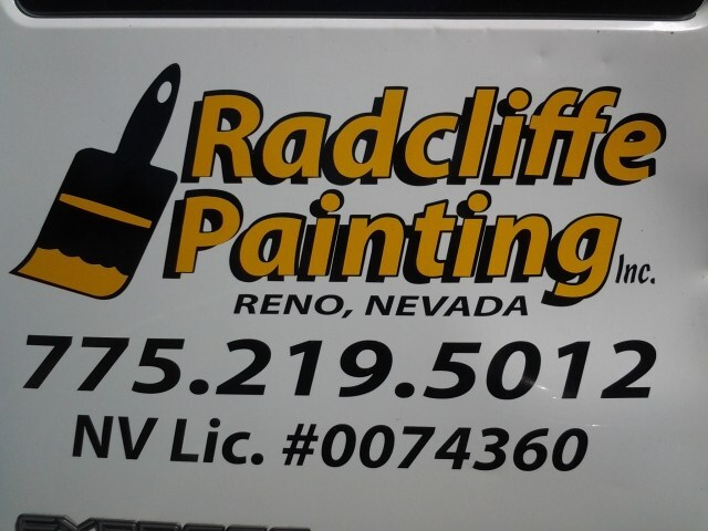Radcliffe Painting Inc.