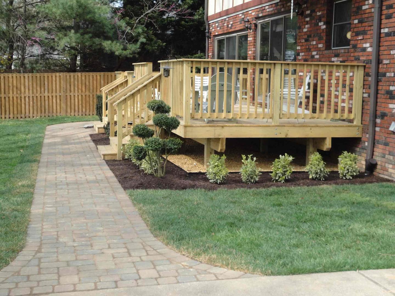 Pro Built Lawns Fertilization Fencing Reviews Dunkirk Md