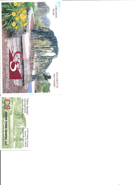 Corner Stone Gardens LLC