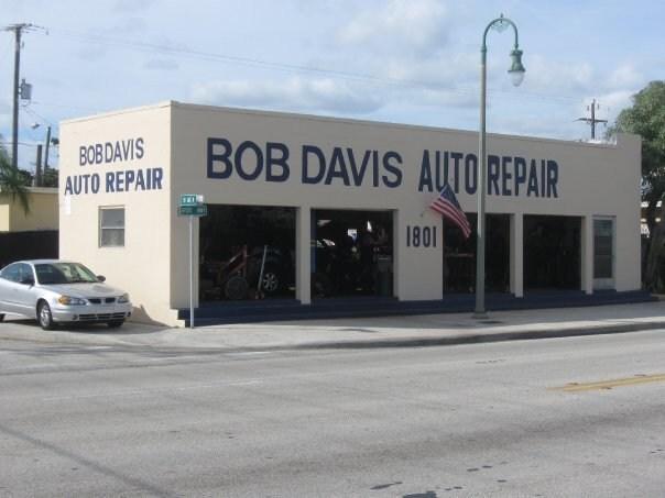 BOB DAVIS AUTO REPAIR