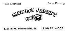 MARDAN CEMENT CONTRACTORS