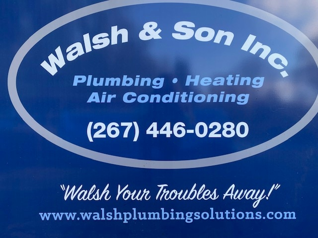 Walsh & Son Plumbing Heating & A/C