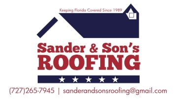 Sander and sons roofing llc