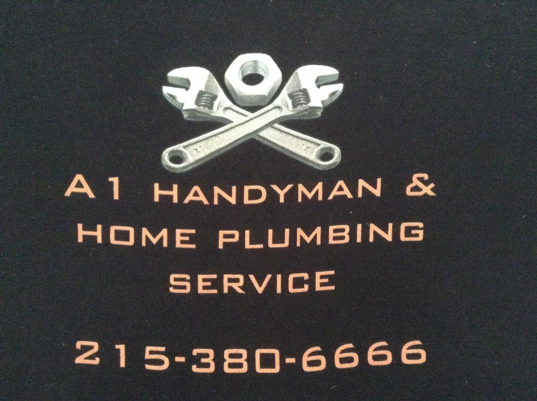 A1 Handyman & Home Plumbing Services logo