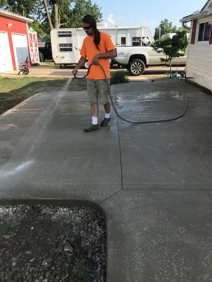 Concrete - Pouring & Repair Project