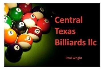 Central Texas Billiards LLC